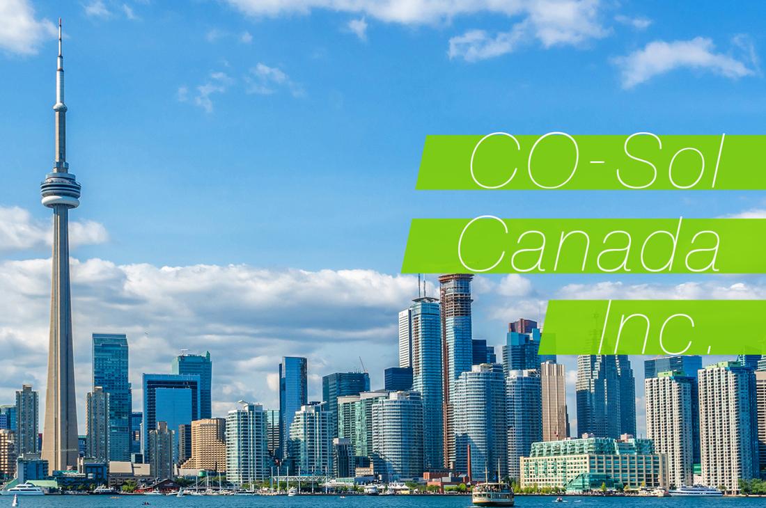 コーソル 事業基盤強化と事業領域拡大に向け9月1日カナダに子会社設立 ~北米市場進出拠点としての活用を目指す~