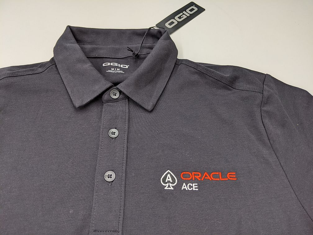 Oracle ACEポロシャツいただきました + Oracle ACEとは