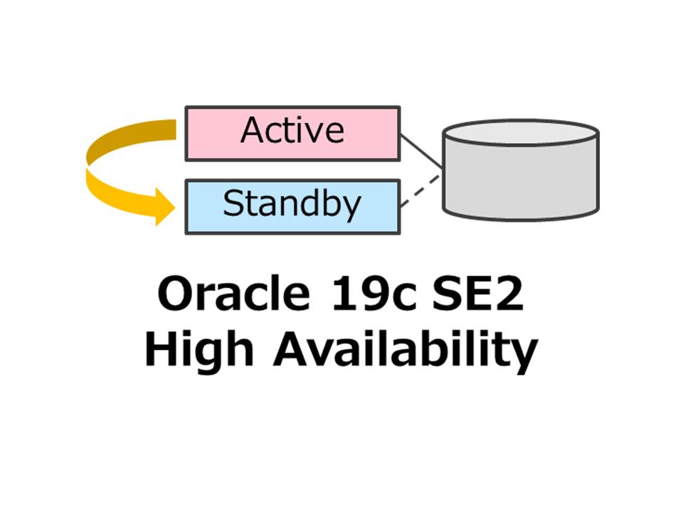 19c新機能 SEHA / GIベース シングルHA構成 – SE2-RAC廃止対応