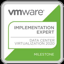 コーソル初のVMware VCIX-DCV認定!