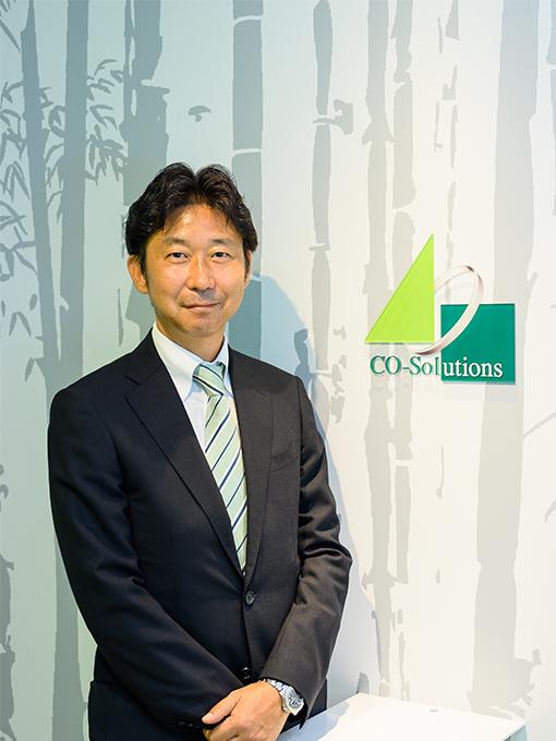 代表取締役 金山 俊明